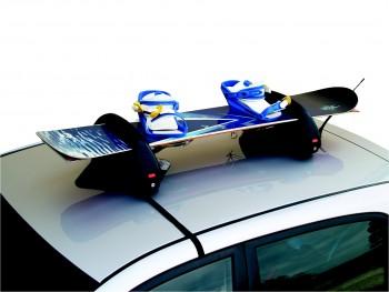 porte-skis magnétique