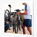 porte-vélos d'attelage