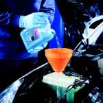 remplacement du liquide de refroidissement