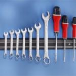 Come sistemare i propri attrezzi in modo pratico e senza perdere spazio?