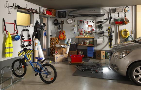 ottimizzare lo spazio in garage norauto. Black Bedroom Furniture Sets. Home Design Ideas