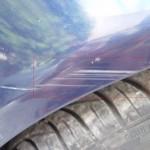 Come riparare la propria carrozzeria: rigatura leggera o profonda
